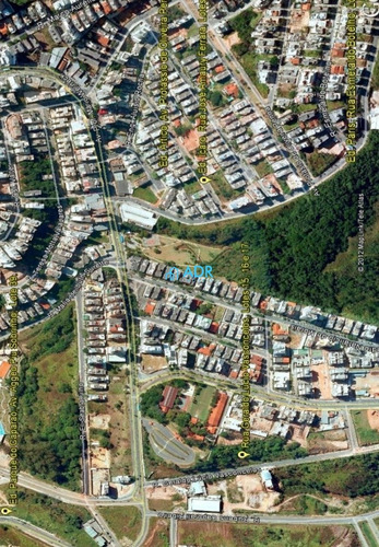 Lote Para Comprar No Buritis Em Belo Horizonte/mg - Adr4938