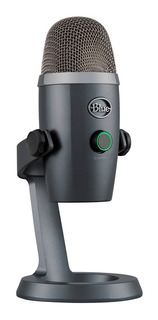 Microfono Condensador Blue Yeti Nano Estudio Podcast Oficial