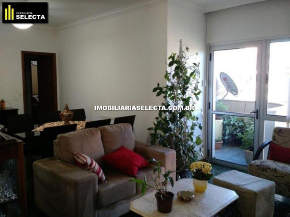 Apartamento 3 Quarto(s) Para Venda No Bairro Jardim Vivendas Em São José Do Rio Preto - Sp - Apa3444