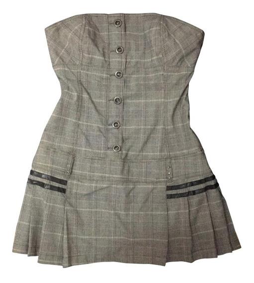 Vestido Zara Trafaluc Mini Talle M