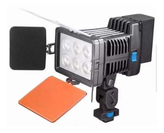 Iluminador Profissional Mod 5080 +bateria Ndf570/55