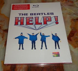 The Beatles - Help! - Blu Ray Nuevo Cerrado Importado