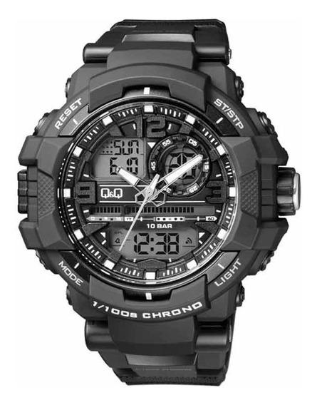 Reloj Qq Gw86j001y By Citizen 100mts Original