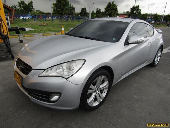 Hyundai Genesis Gli Turbo