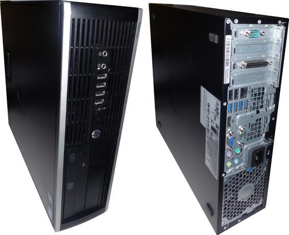Cpu Hp Pro 6300 Sff Intel Corei3 3.30ghz, 8gb De Ram, Hd 250gb
