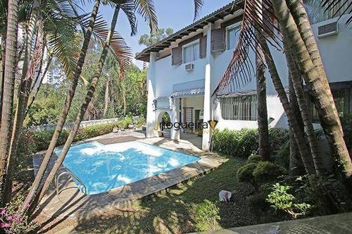 Casa Com 3 Dormitórios À Venda, 450 M² Por R$ 2.500. Região Nobre, Arborizada. - Ca1227