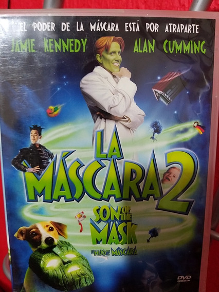 Dvd Seminuevo La Mascara 2
