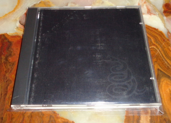 Metallica - Metallica (black Album) - Cd Germany