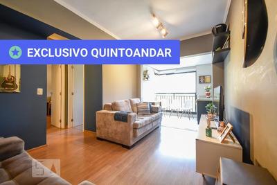 Apartamento No 4º Andar Com 2 Dormitórios E 1 Garagem - Id: 892932223 - 232223