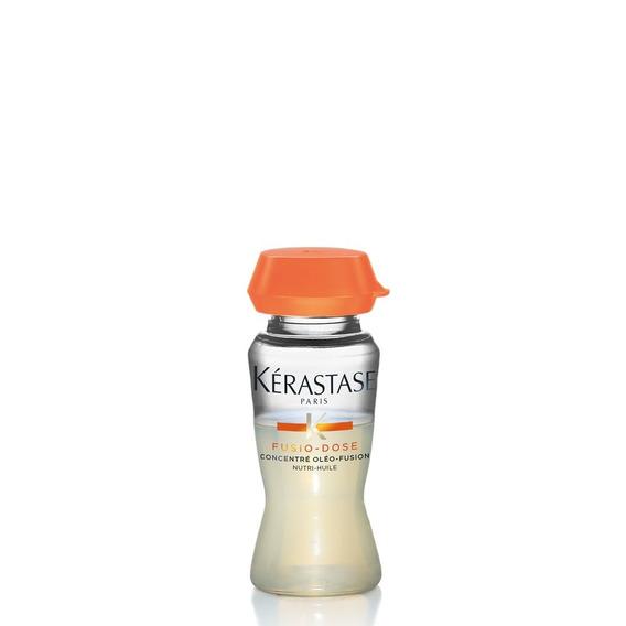 Ampolla Kérastase Fusio Dose Oleo Fusion Nutrición 12 Ml