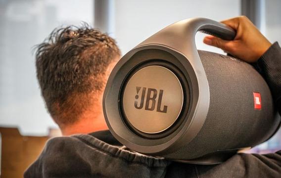 Jbl Boombox Original + Nf-e + Garantia