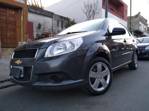 Chevrolet Aveo G3 1.6 Ls 2014