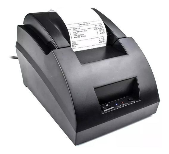 Impressora Térmica Ticket De Cupom 58mm - Não Fiscal