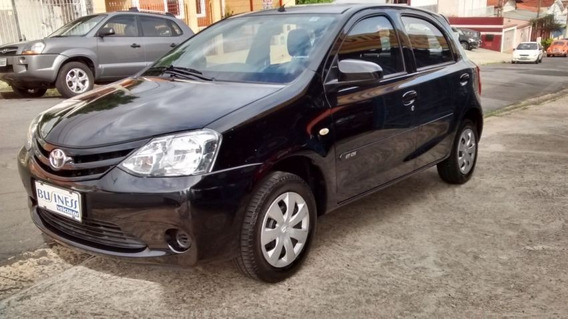 Toyota Etios 1.5 Xs 16v Flex 4 Manual
