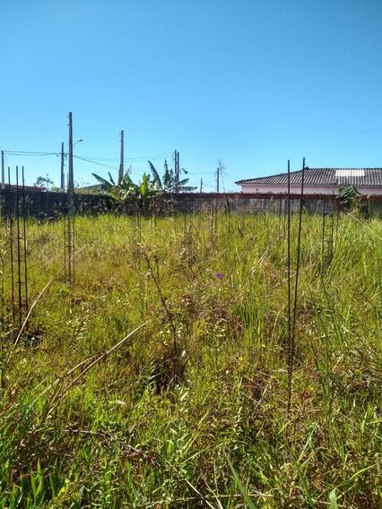 Lote De Esquina Para Três Casas No Jamaica Itanhaém-ref-tr09