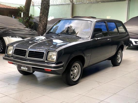 Chevrolet Marajó 1.6 Sl 8v Gasolina 2p Manual - 1982/1982