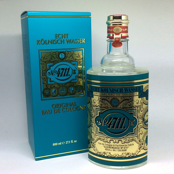 4711 Original Eau De Cologne 800ml Unissex | 100% Original