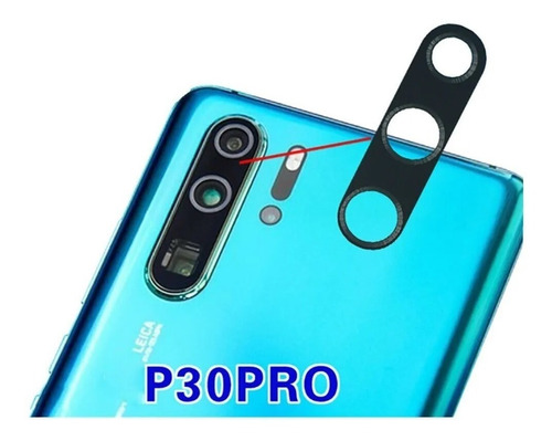 Vidrio O Lente Huawei P30 Pro  Repuesto Heredia Tienda