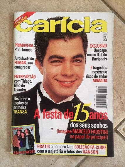Revista Carícia 308 Thiago Gonçalves Racionais Mc
