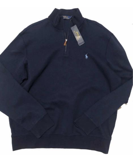 Suéter Polo Ralph Lauren Medio Cierre