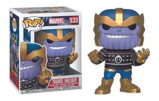 Funko Pop! Thanos (holiday) #533 Marvel