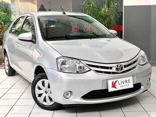 Toyota Etios Sd Xs 1.5 At