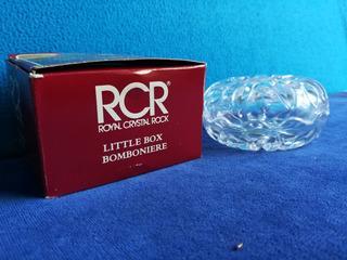 Bombonera Little Box Royal Crystal Rock Italia 24pbg