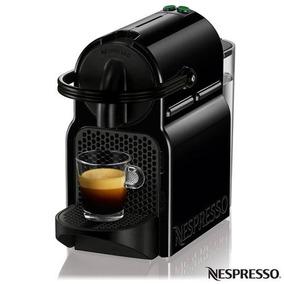 Cafeteira Nespresso Inissia Preta Espresso D40brbkne 110v