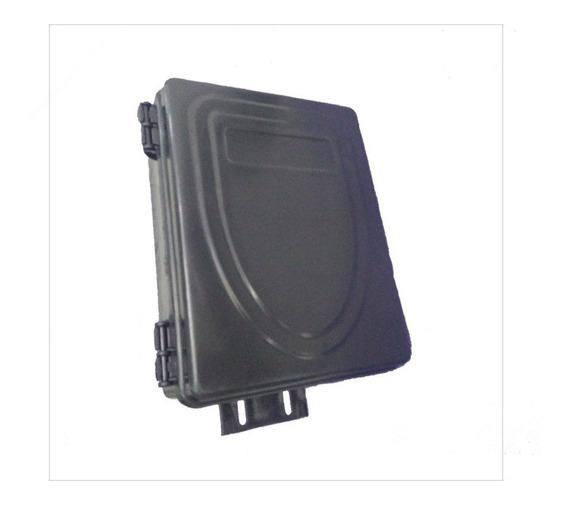Kit 10 Caixa Hermética Mini Padrão Telecom Pp - Com Nf