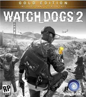 Random Steam Key + Watch Dogs 2 Edicion Oro + Todos Los Dlc