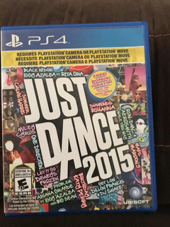 Juego De Just Dance 2015 Play Station Disco