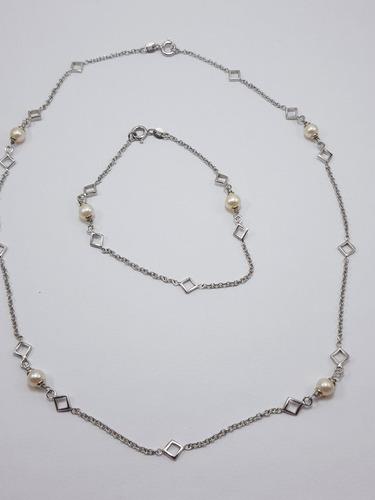 d14ddfc5fd15 Hermosa Perla Negra Con Cadena De Oro - Joyas y Bijouterie en ...