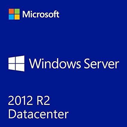 Licença Windows Server 2012 R2 Datacenter + 50 Cals - Nfe