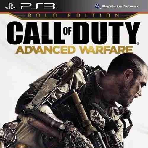 Call Of Duty Advanced Warfare Cod Aw + Dlc - Jogos Ps3