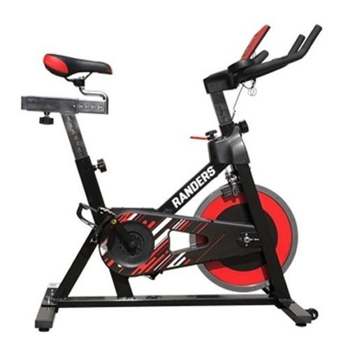 Bicicleta Spinning Indoor 880 Monitor Disco 18kg Hasta 150kg