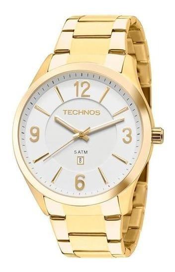 Relógio Technos Feminino Classic Steel