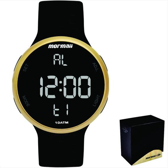 Relógio Mormaii Feminino Original C/garantia Nf Mo7700ab/8d