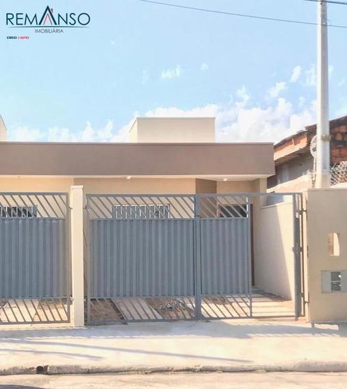 Casa 03 Dorm - Pq Orestes Ôngaro - Hortolândia - 201965