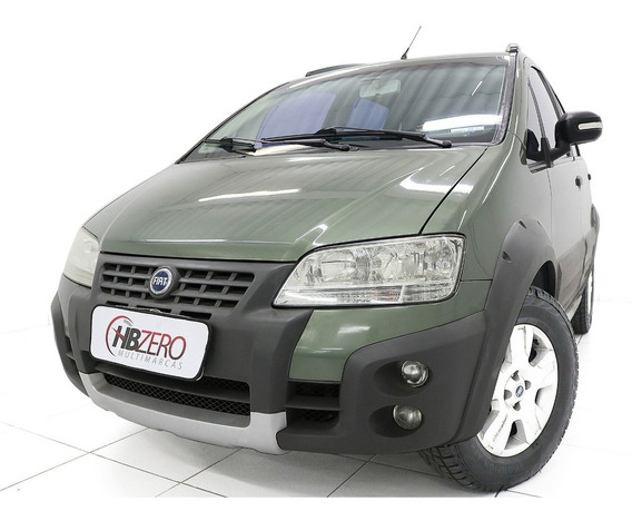 Fiat Idea 1.8 Adventure 8v Flex 2008
