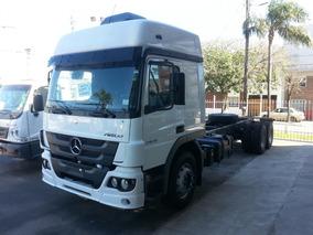 Mercedes Benz Atego 2426/48 Ce