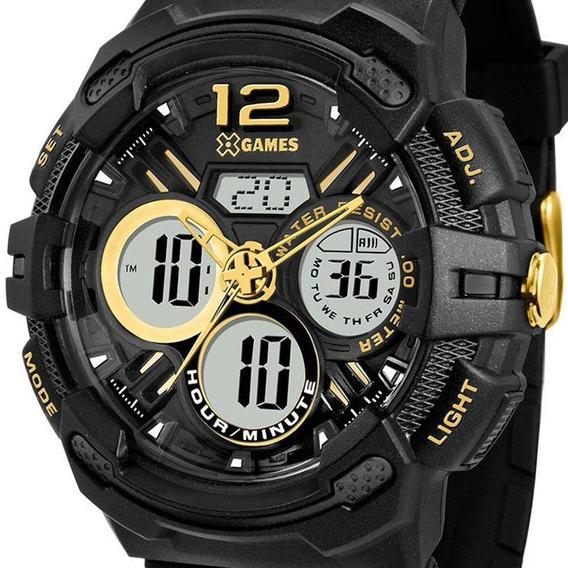 Relógio Orient Xgames Xmppa126 P2px Digital Analogico Nfe