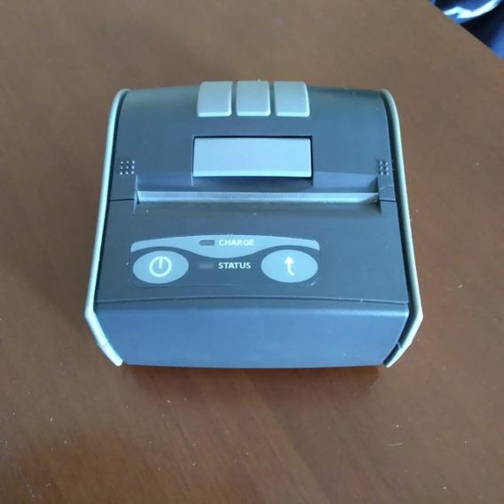 Impressora Datecs Dpp - 350 Bluetooth Portátil / Semi Nova