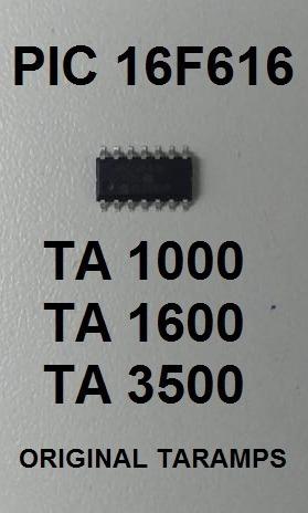 Pic Gravador Pic 16f616 Ta 1000 Ta 1600 Ta 2000 Smd