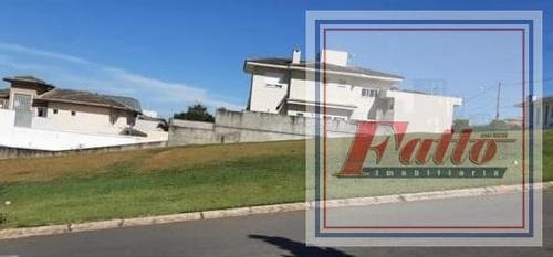 Terreno Em Condomínio Para Venda Em Itatiba, Condomínio Ville De France - Te0074_2-1173310