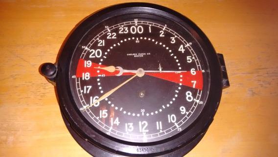 Coleccion Reloj Submarino 24hs Funciona Llave Cuerda Antiguo