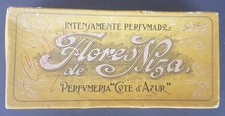 Antigua Caja De Perfumería Cote D
