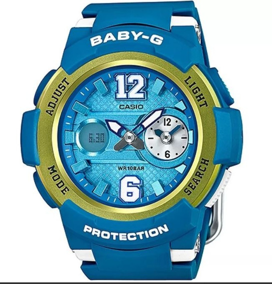 Relógio Casio Baby-g Bga-210-2bdr