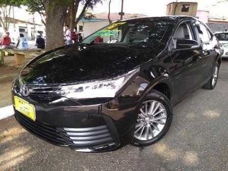 Toyota Corolla Gli Upper Aut. 1.8 Flex 2018 Preto Completo