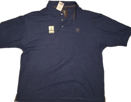 Playera Bev Hills Polo Club 2xl 3xl 4xl Promo 20%