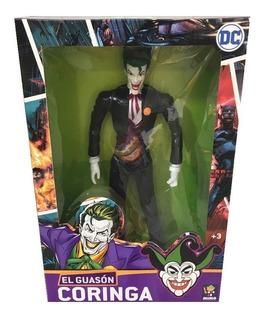 El Guason Joker Dc Figura 45 Cm - Coringa Original